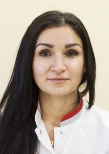 Погосова (Фараджова) Рената Геннадьевна