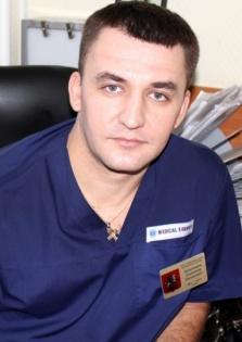 Лубенников Александр Евгеньевич - уролог