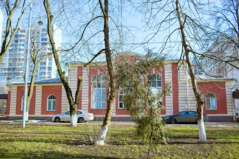 Регистратура в киясовской больнице